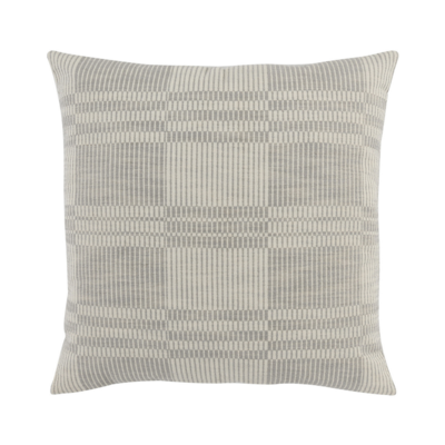 Classic Home NEWTON GRAY PILLOW