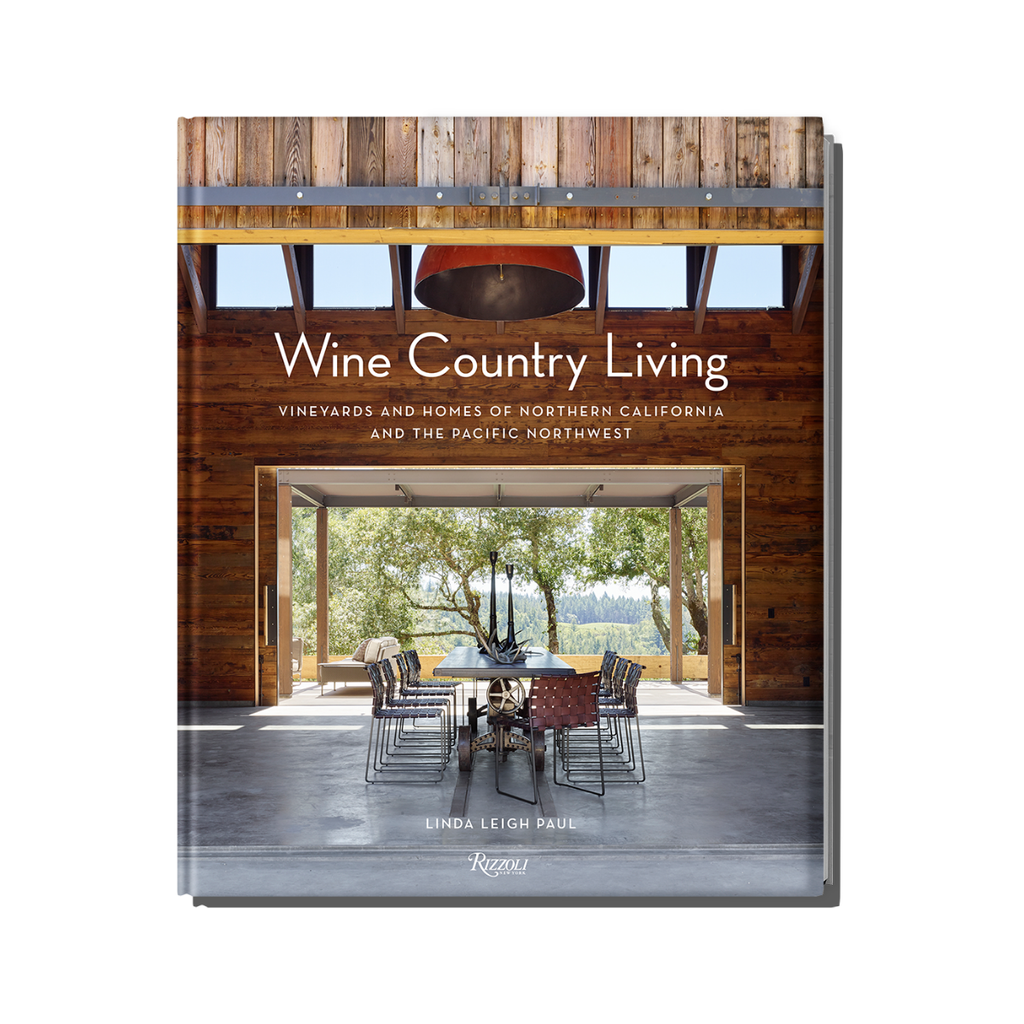 Penguin Random House Canada WINE COUNTRY LIVING, COFFEE TABLE BOOK