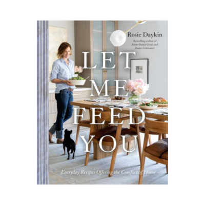 Penguin Random House Canada LET ME FEED YOU, BOOK