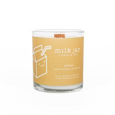 Milk Jar Candle Company Inc. MILK JAR CANDLE, CITRUS ESSENTIAL OIL