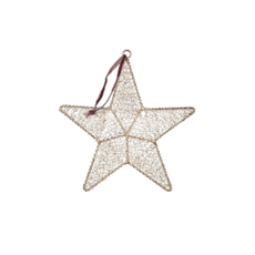 TWINKLE STAR ORNAMENT