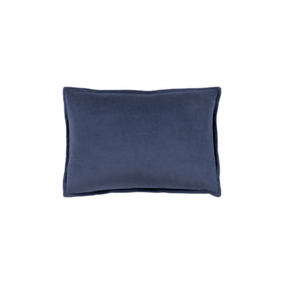 Surya (RSC Inc.) NAVY VELVET PILLOW
