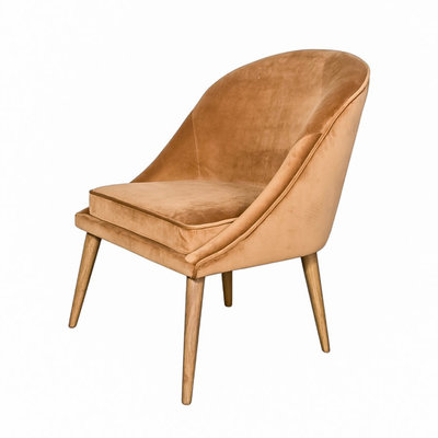 Style in Form BREE CHAIR, COGNAC