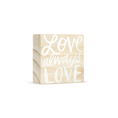 Design Home LOVE ALWAYS LOVE