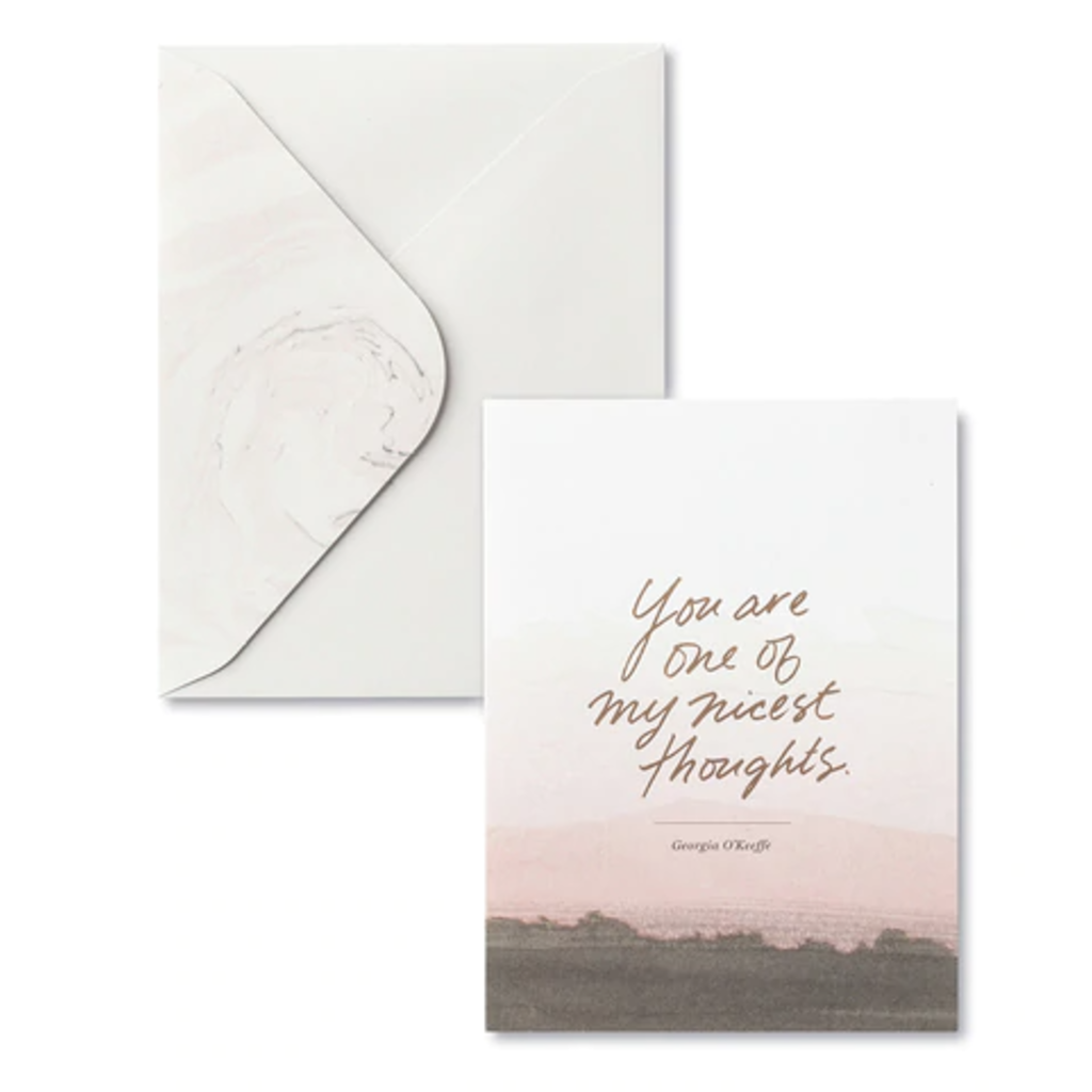 Compendium (Desing Home) WORDS INSPIRE, NOTE CARDS BOXED