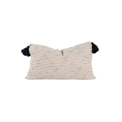 Pokoloko TARA PILLOW, BLACK