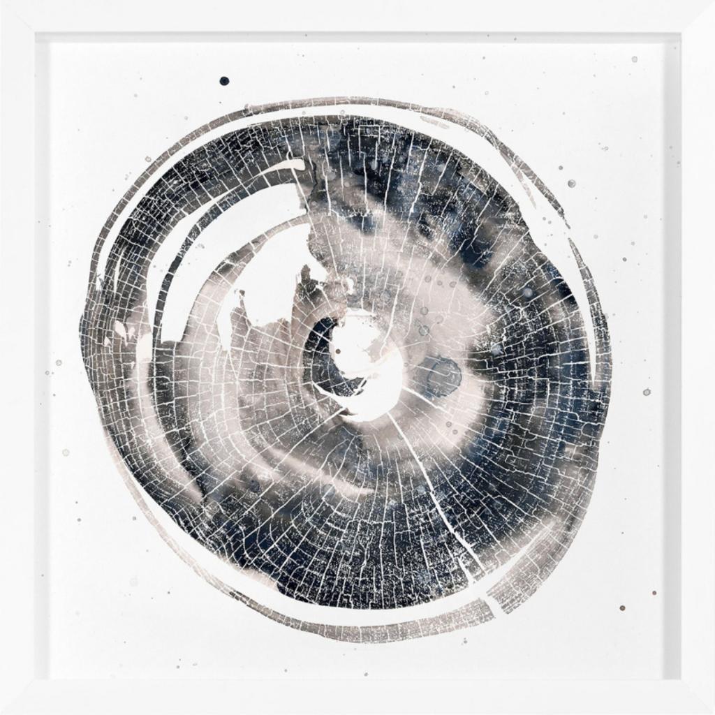 WATERLOGGED III FRAMED ART