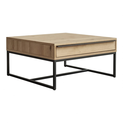 MOJAVE COFFEE TABLE, SOLID OAK