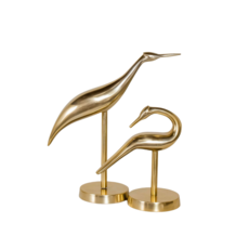 Style in Form HERON BIRDS, SET OF 2