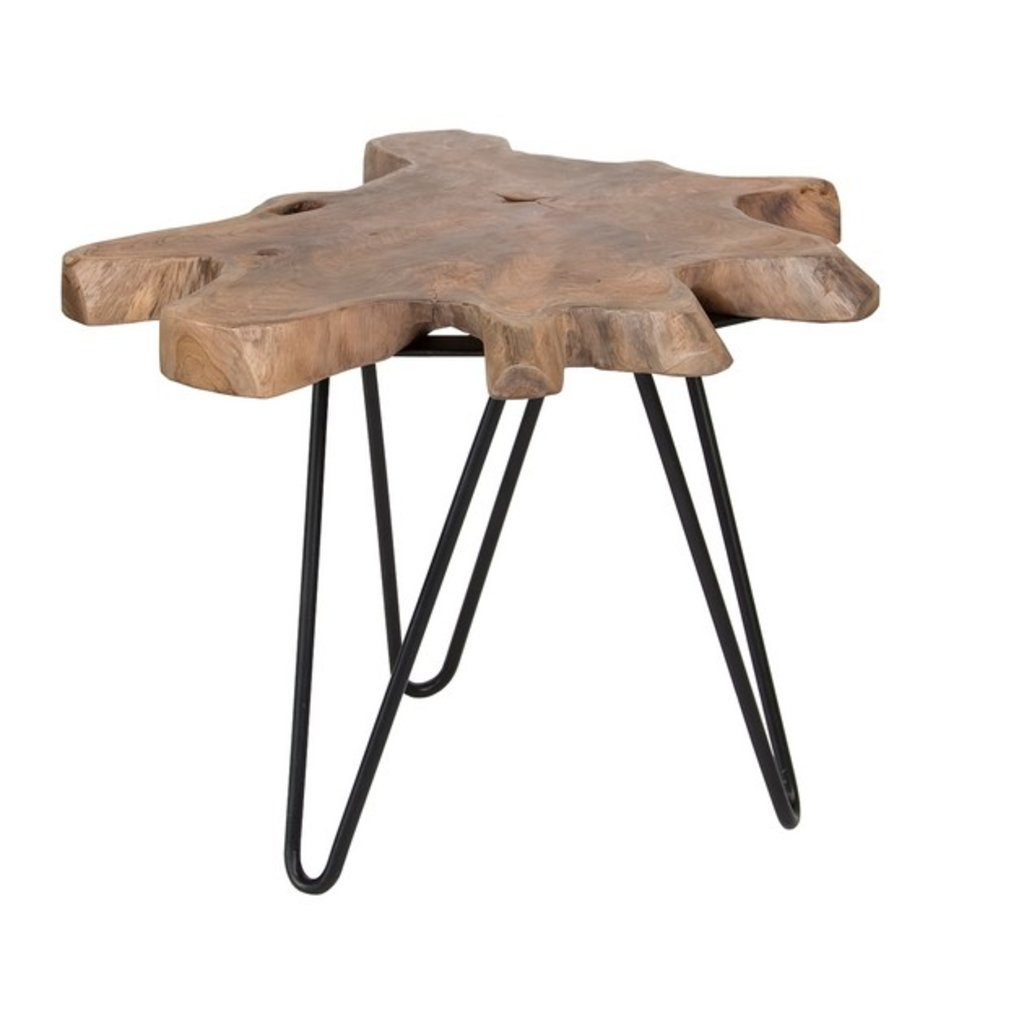 Style in Form HAIRPIN NESTING TABLE, LARGE