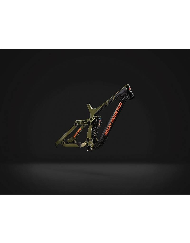 Rocky Mountain Bicycles Maiden Carbon Frame