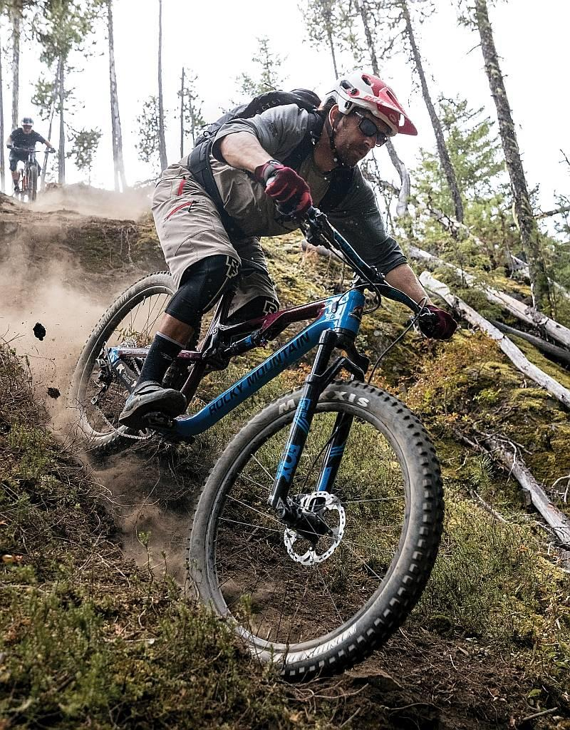 Rocky Mountain Bicycles Pipeline A50