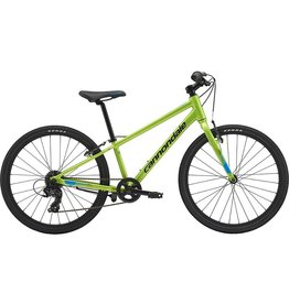 "Cannondale Boy's 24"" Quick"
