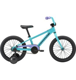 "Cannondale Girl's 16"" Trail Single Speed"