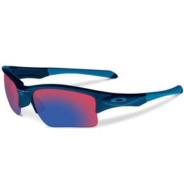 Oakley Youth Quarter Jacket Polished Navy w/ +RedIrid
