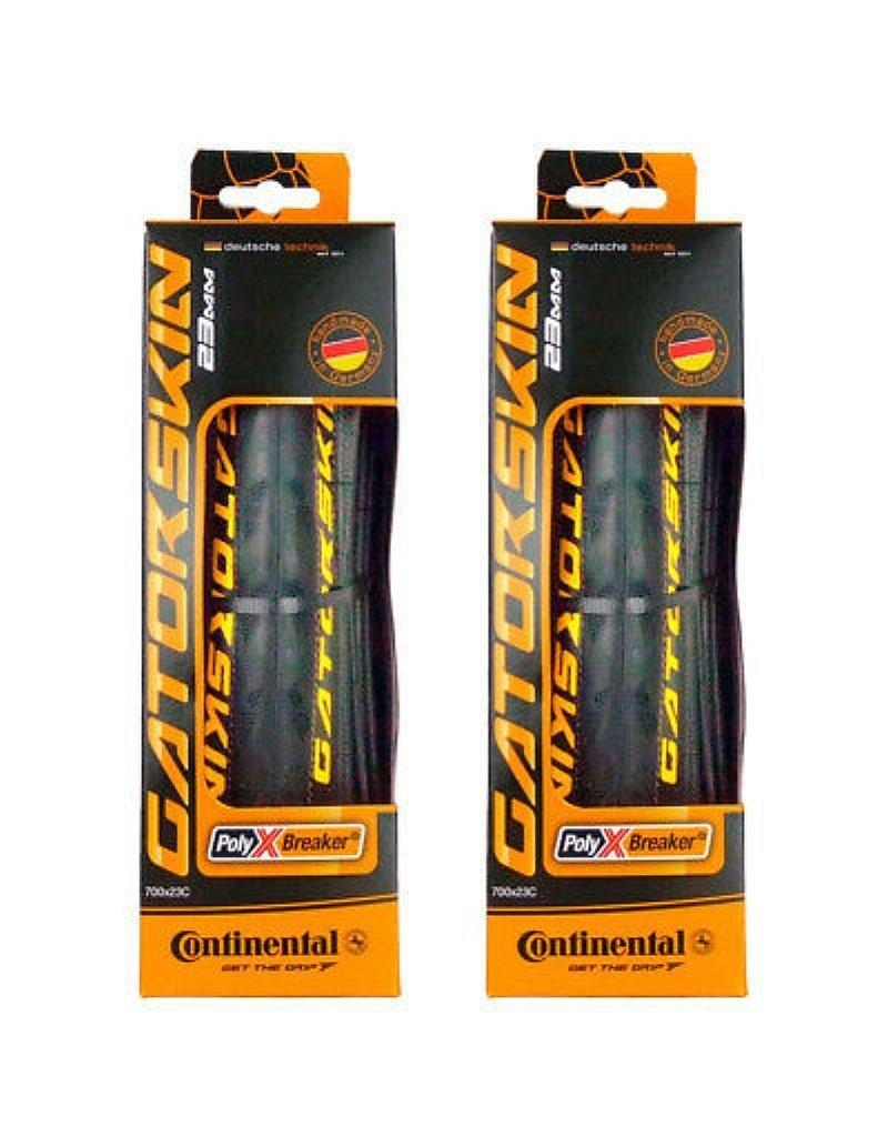 Continental Gatorskin 700 x 23 Folding Tire