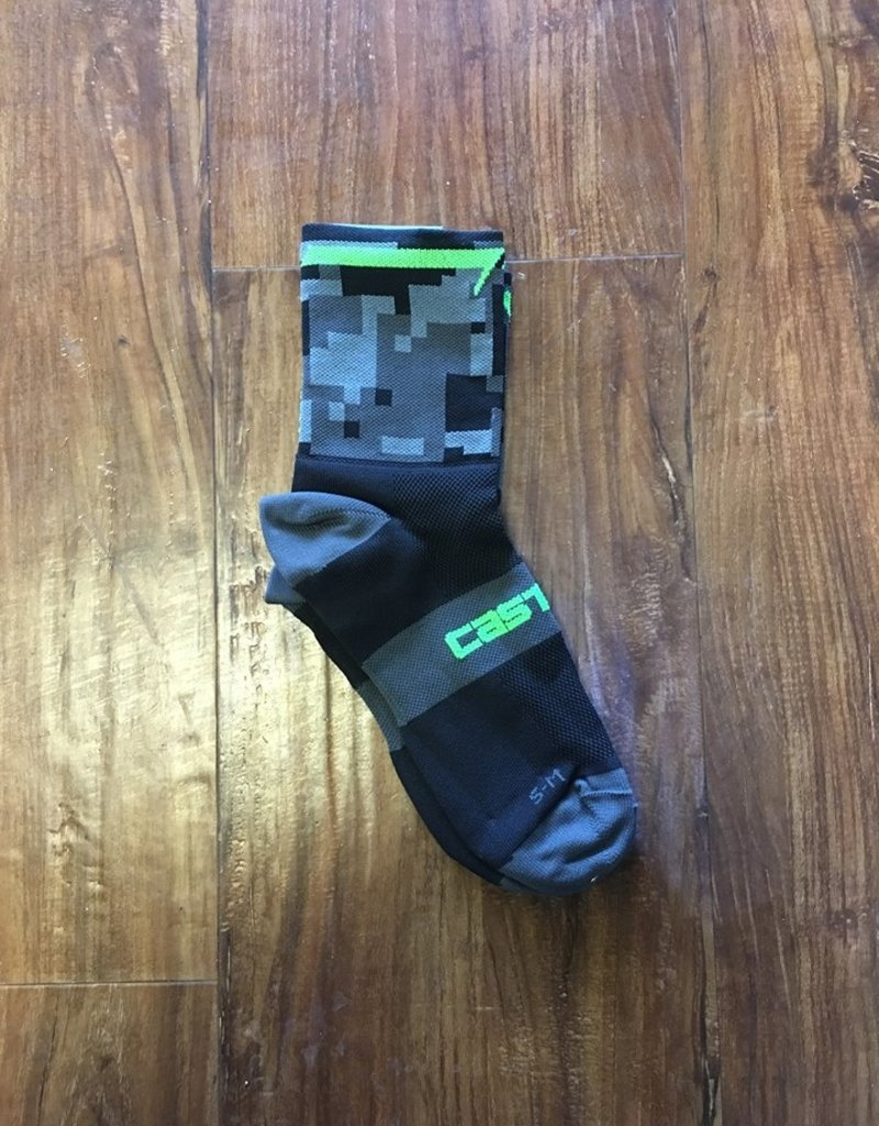 Castelli Team Belgianwerkx Sock