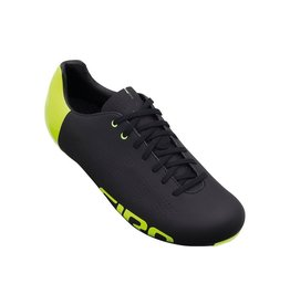 Giro Empire, Black/Highlight Yellow