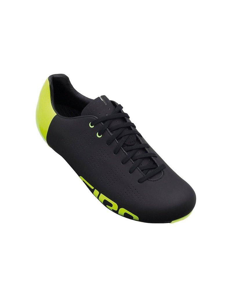 Giro Empire, Black/Highlight Yellow