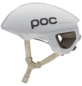 POC Octal Aero Raceday, Hydrogen White, Medium