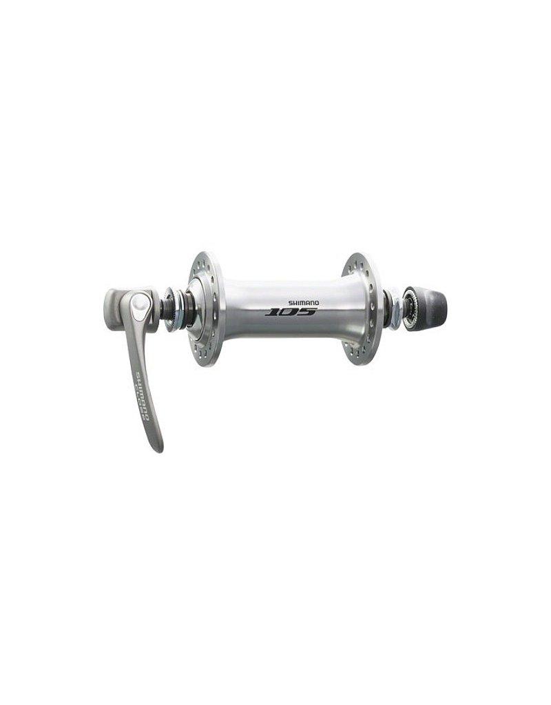 Shimano Shimano 105 5700 Front Hub, Q/R, 36h, Silver