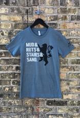 Belgianwerkx Mud, Ruts, Stairs, & Sand T-Shirt