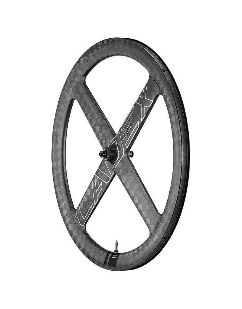 CADEX Four-Spoke Aero Front Wheel