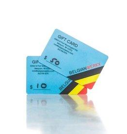 Belgianwerkx Giftcard