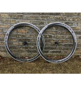 Shimano RS80 Carbon Clincher Wheelset