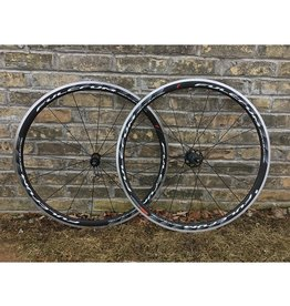 Fulcrum Racing Quattro Alloy Clincher Wheelset