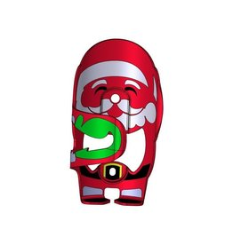 Santa Water Bottle Cage