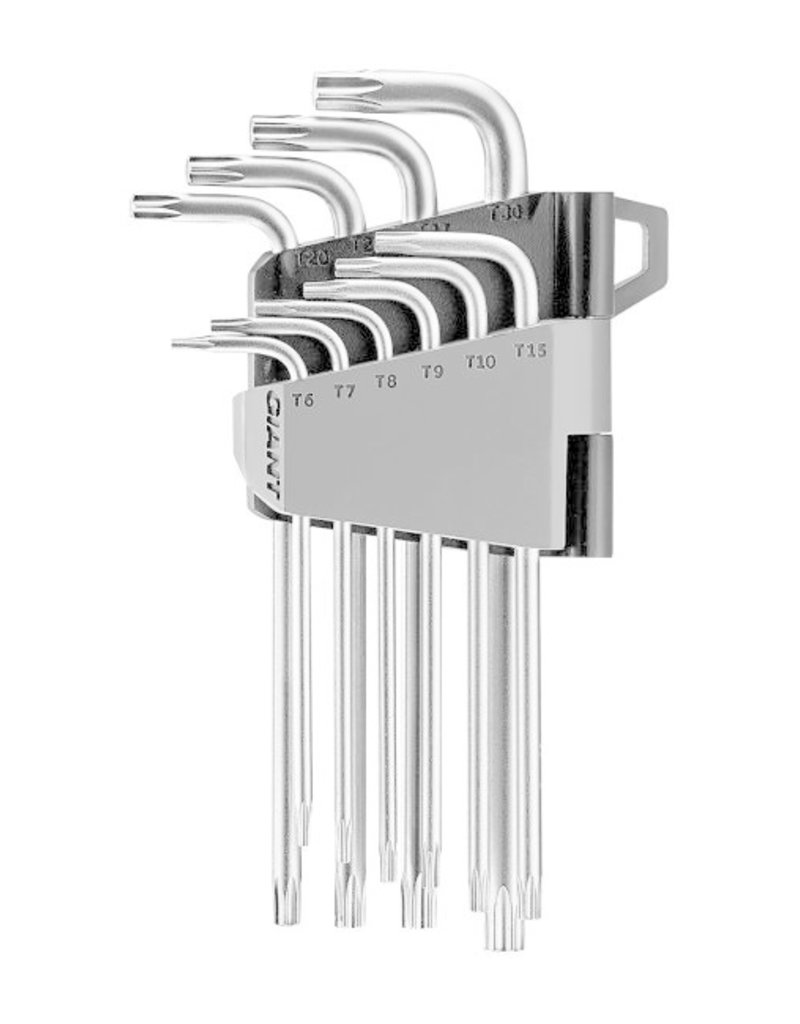 Giant Tool Shed Pro Torx Wrench Set