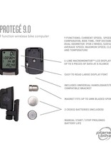 Planet Bike Protege 9.0 9-Function Wireless Computer