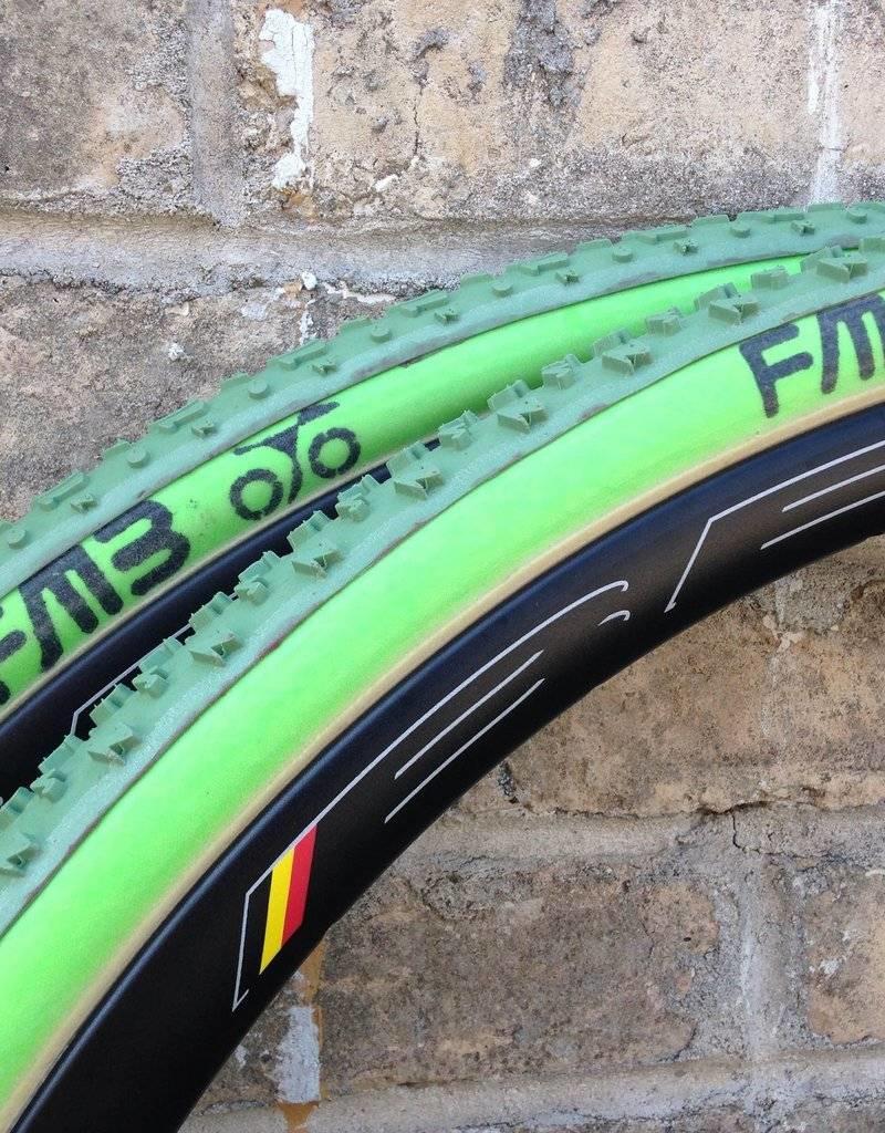 FMB FMB Super Mud - PRO Casing - Green