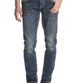 Rock Revival Gian Taper Cut Jean