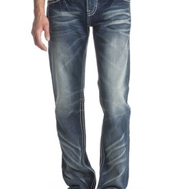 Rock Revival Raine Straight Cut Jean