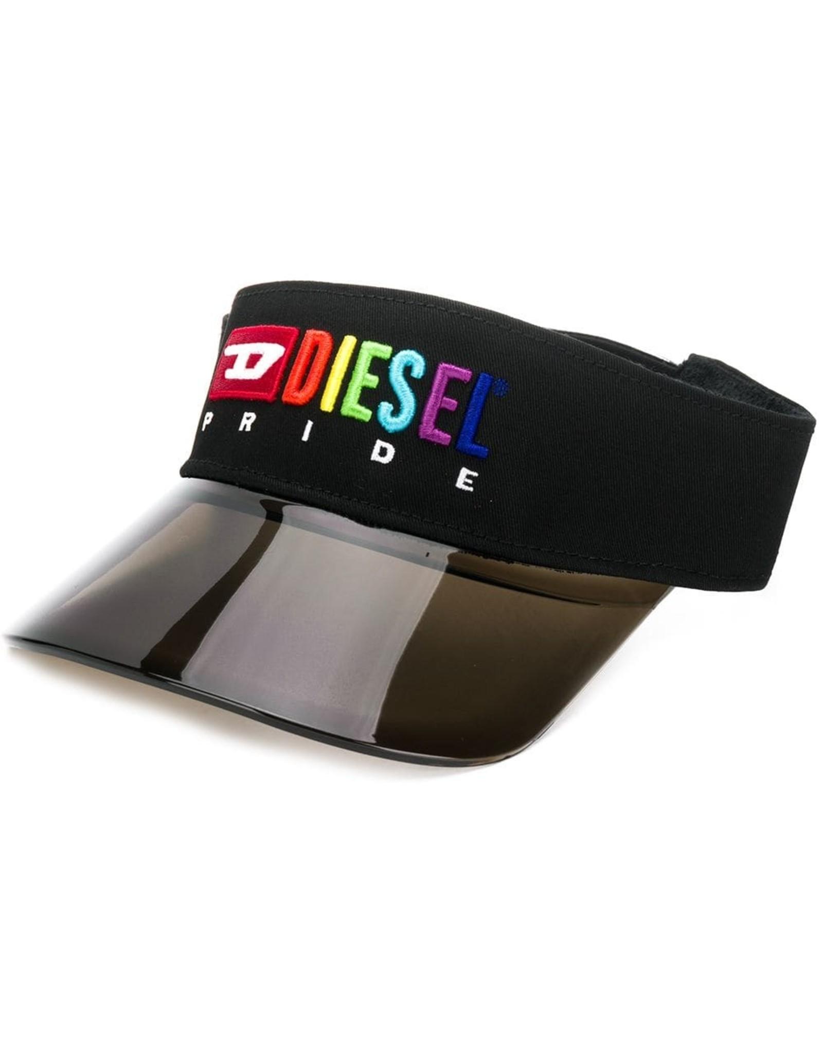 Pride Diesel Rainbow Max Visor