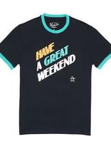 Penguin Penguin Blue Weekend T-shirt