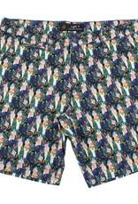 Eight X Green Flamingo Shorts