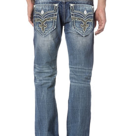 Rock Revival Clem Straight Cut Jean