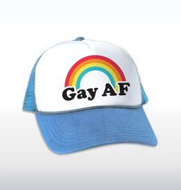 "Headline ""Gay AF"" Cap"