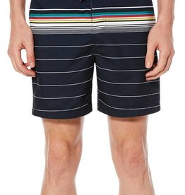 Penguin Penguin Engineered Bold Stripe Fixed Volley Trunks