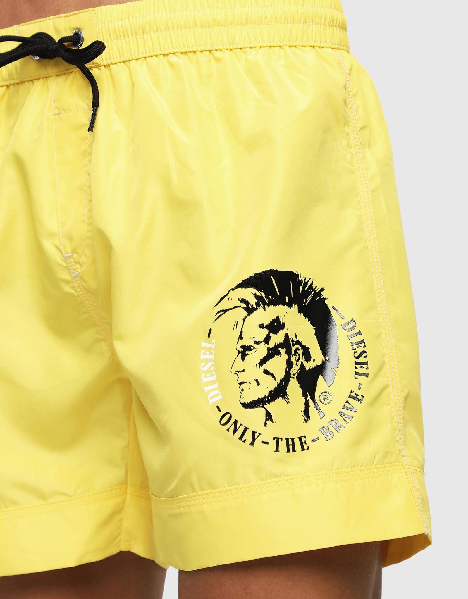 Diesel Mohawk Logo Sandy SW Boxer