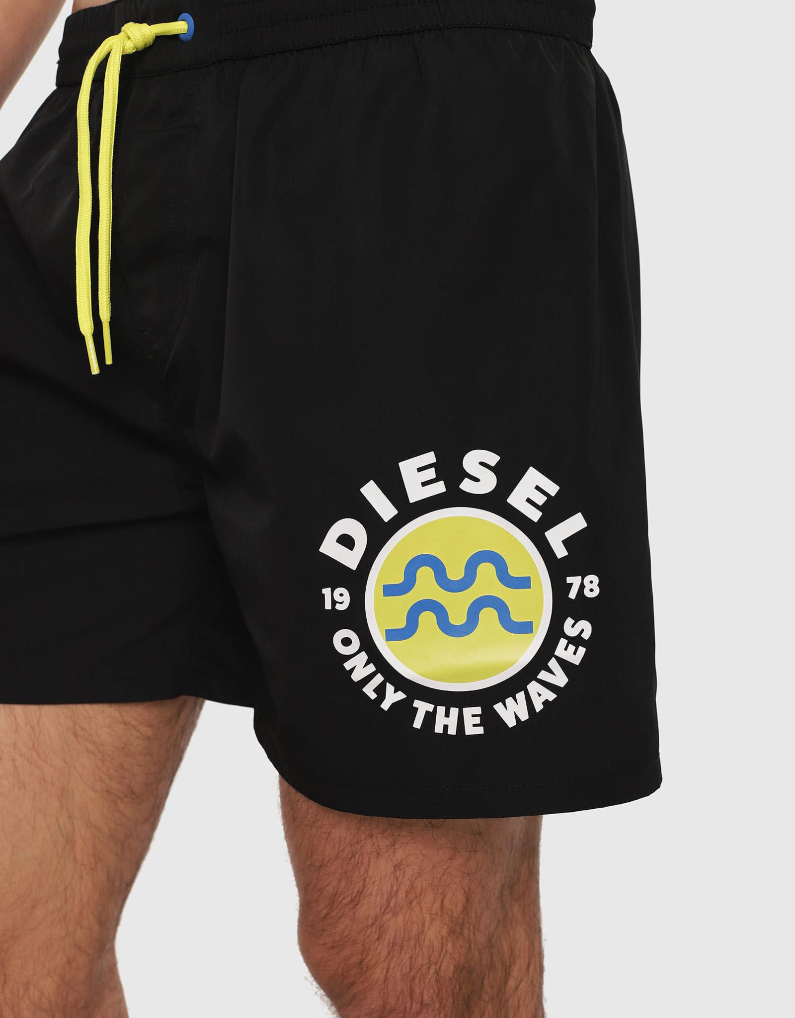 Diesel BMBX-WAVE 2.017 Shorts