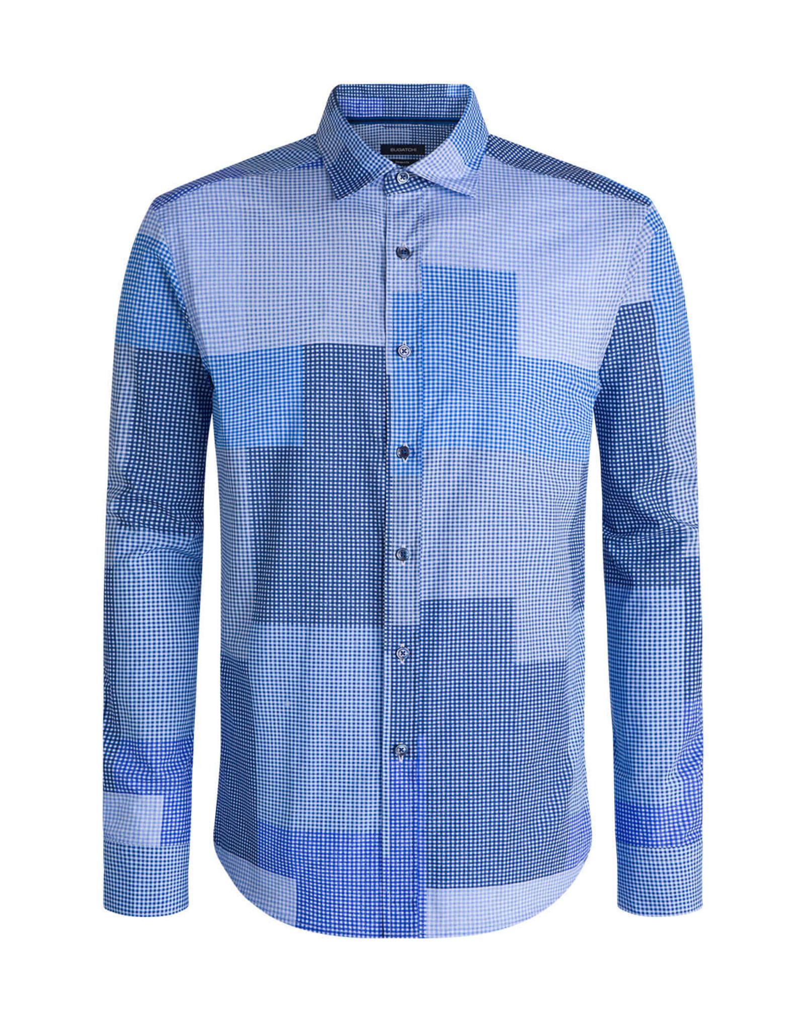 Bugatchi Classic Fit Check Shirt