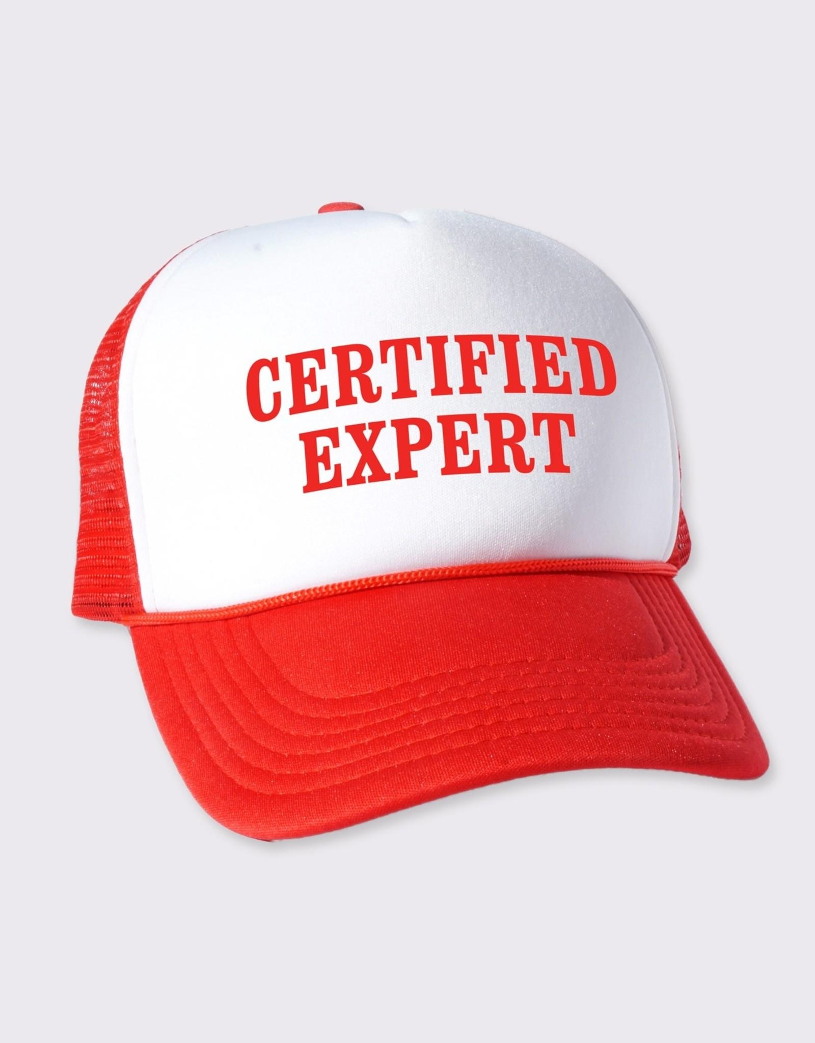 Headline Certified Expert Cap