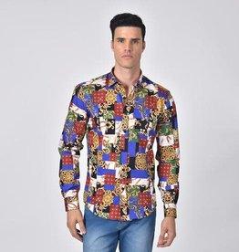 Eight X Baroque Long Sleeve Shirt