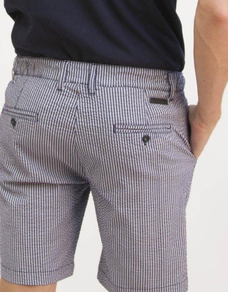 Civil Society Jagger Woven Mens Stripe Seersucker Shorts