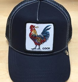 Goorin Bros Navy Gallo COCK Cap
