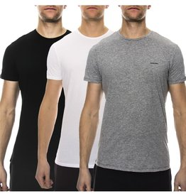 Diesel 3Pk Jake Crew Neck T-shirt